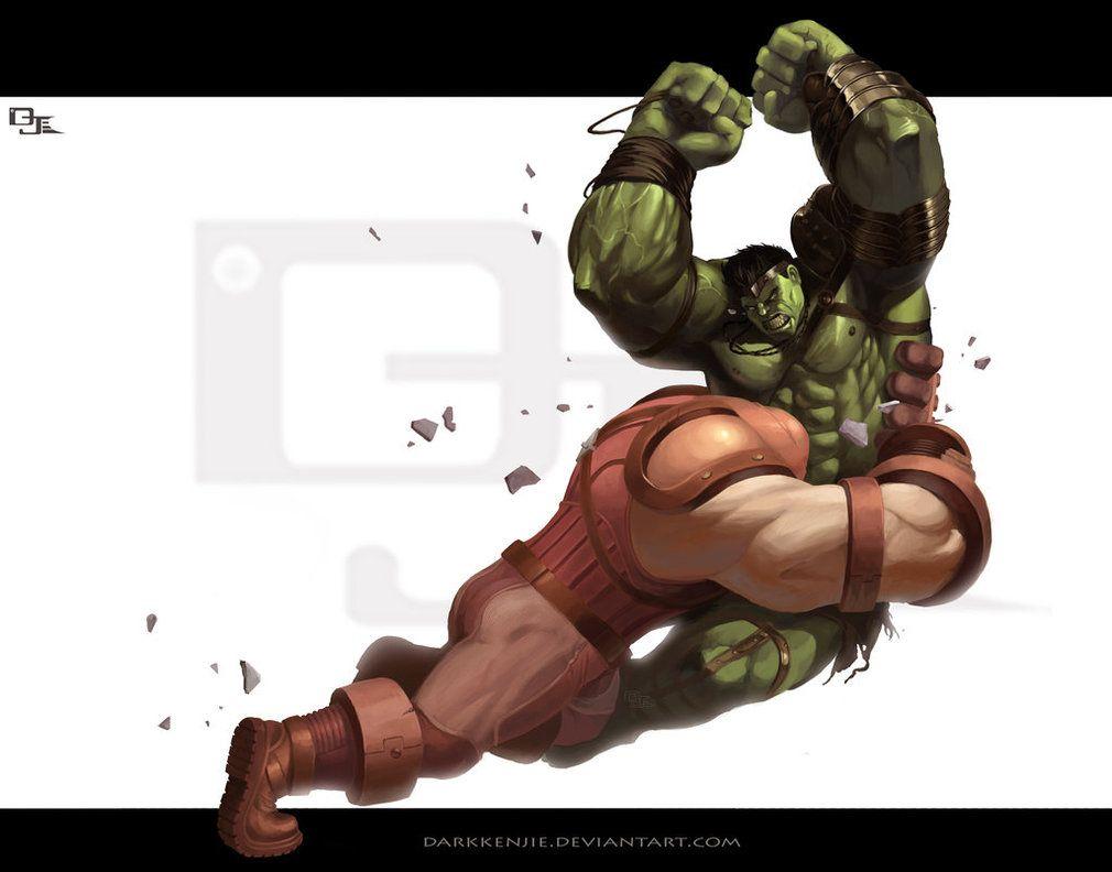 Hulk Vs Juggernaut Wallpaper Favorite Characters World War Hulk