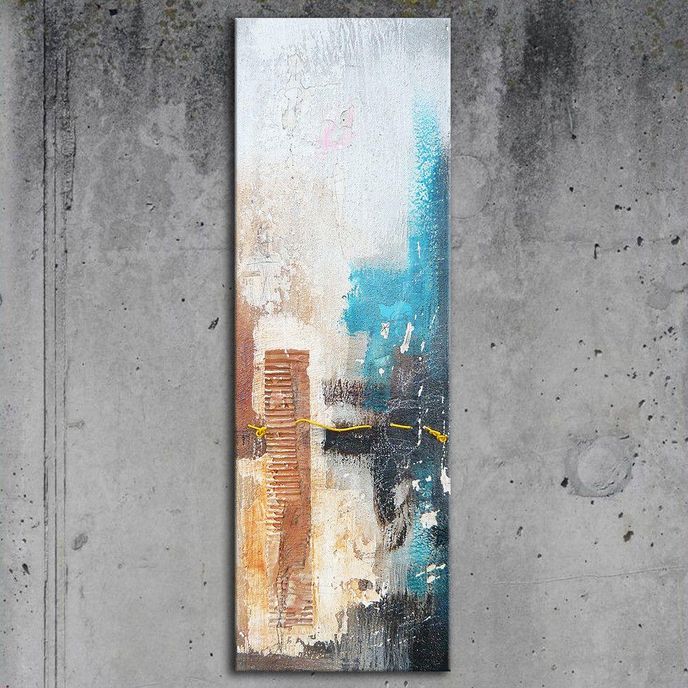 annette freymuth nettis art spuren des verfalls ii acrylbild gem lde leinwand handgemalt malerei. Black Bedroom Furniture Sets. Home Design Ideas