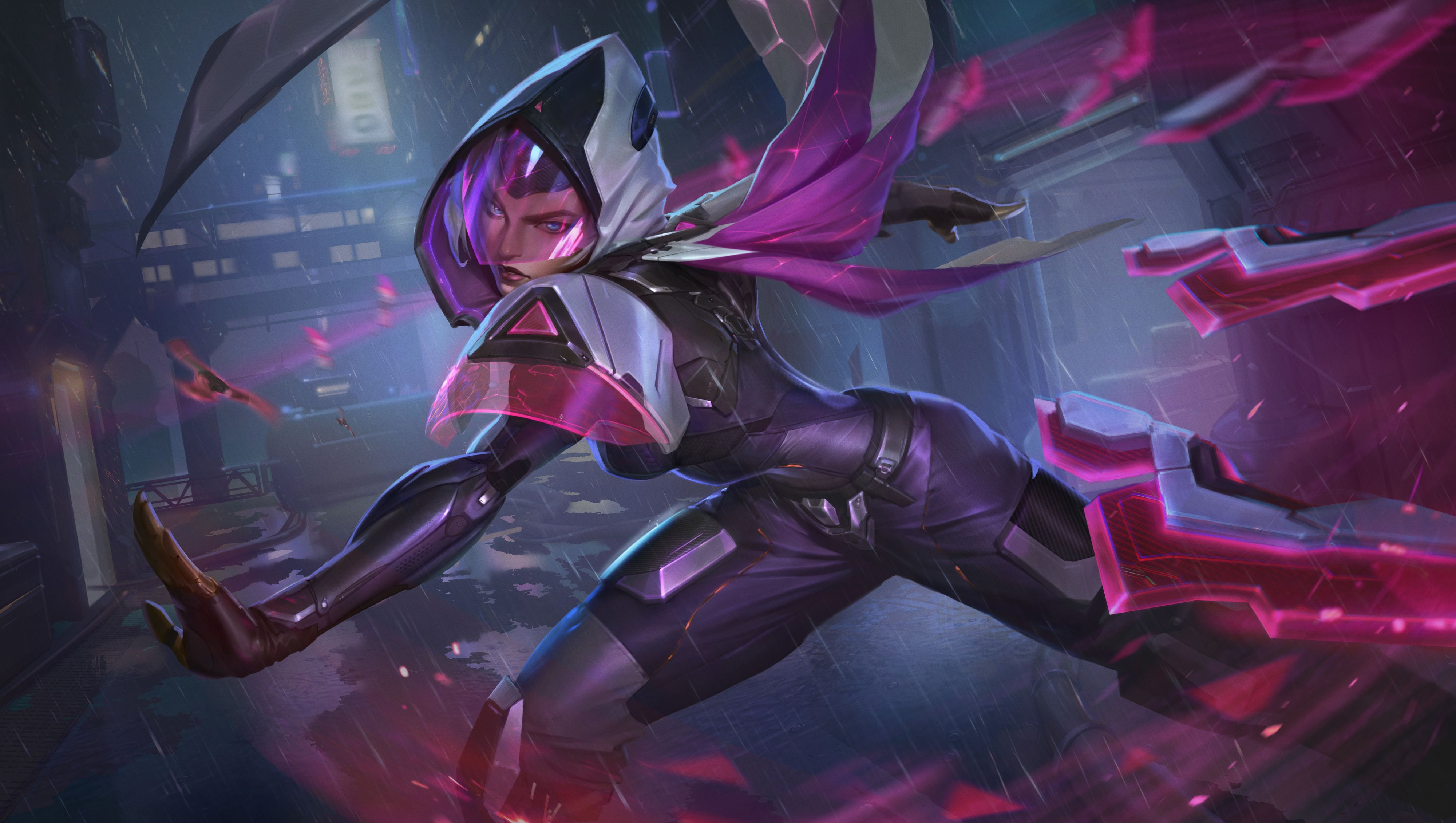 Proyecto Irelia Hd Anime Wallpapers League Of Legends Lol League Of Legends