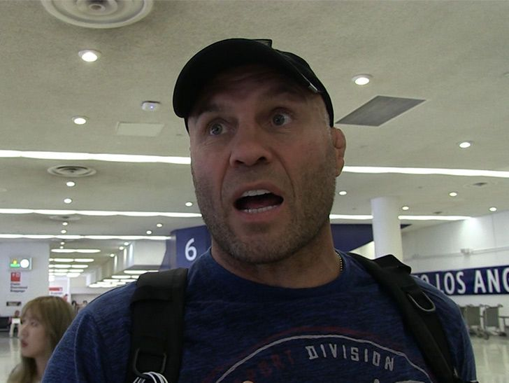 Randy Couture: Jon Jones Can Beat Brock Lesnar Here's How