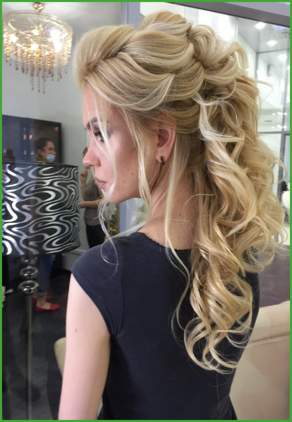 wedding hair down - Google Search (With images) | Formal ...