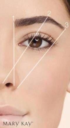 Trendy makeup face tutorial perfect eyebrows ideas #perfecteyebrows