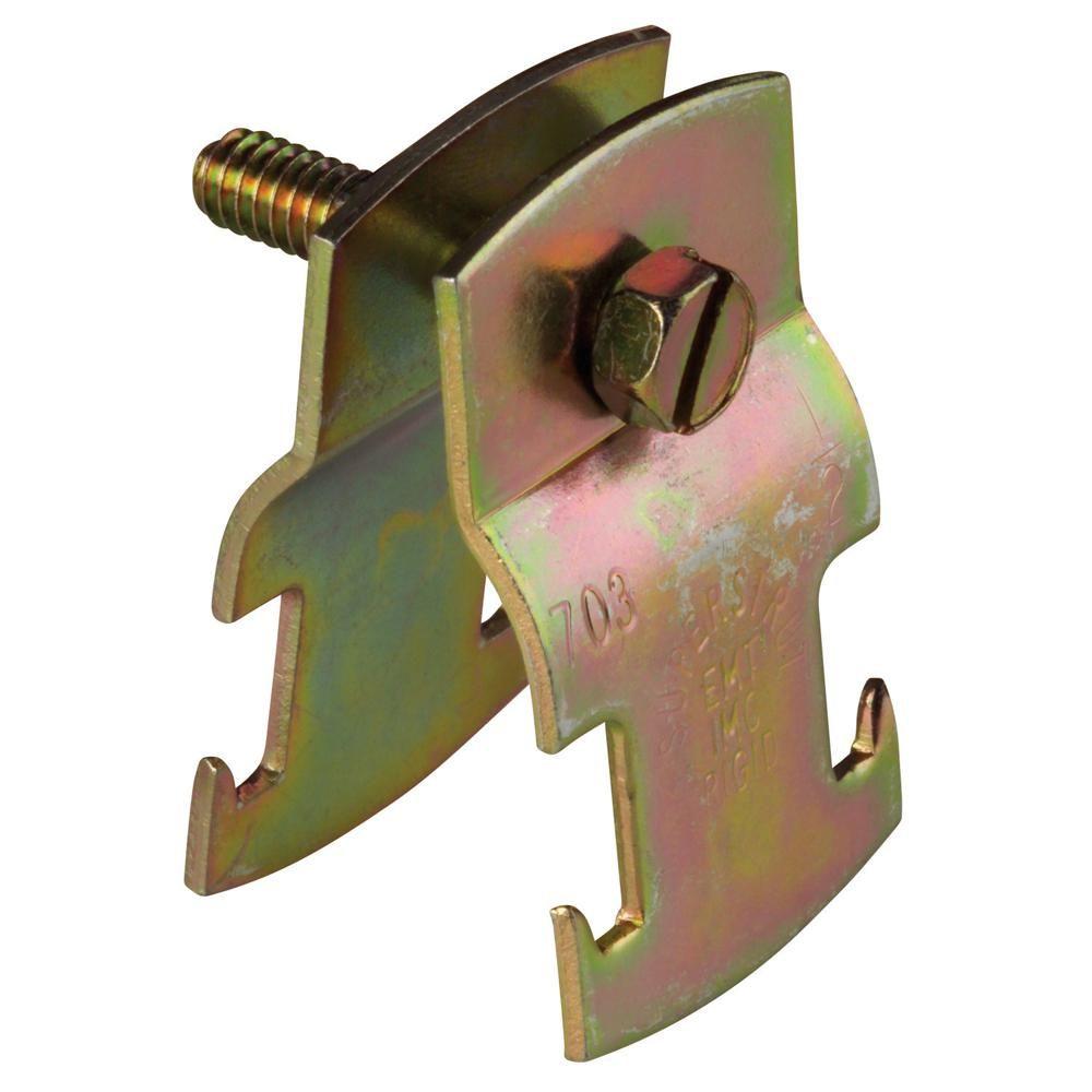 Superstrut 1 1 4 In Rigid Conduit Clamp 50 Per Case 702 1 1 4 Conduit Clamps The Struts Clamp