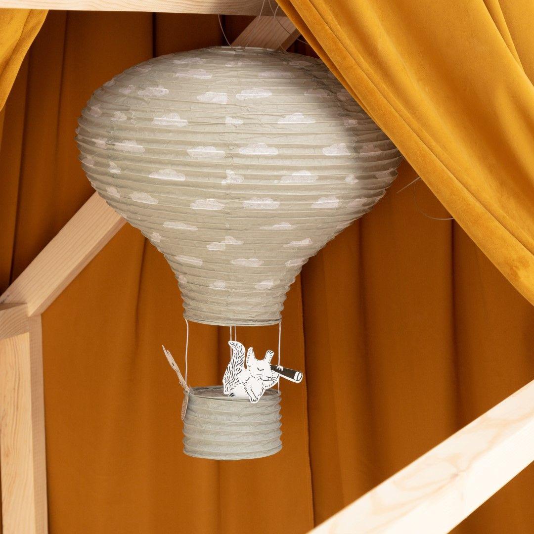 Dekoracja Wiszaca Balloon Gray Decor Home Decor Balloons