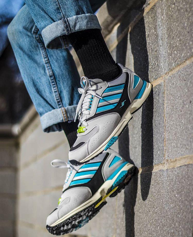 Originals Zxpokiu Csneakersin 2019 4000 Zx Turnschuhe Adidas WH9YEDIe2
