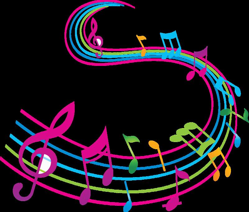 Notes De Musique Simbolos Musicais Imagens Musicais Notas Musicais Png