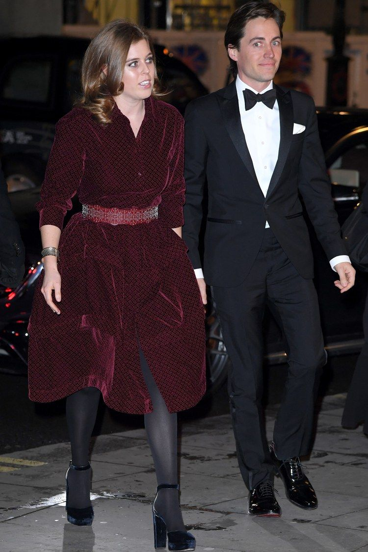 Princess Beatrice Appears With Her New Boyfriend At An Official Royal Outing Princess Beatrice Princess Eugenie And Beatrice Princess Beatrice Wedding