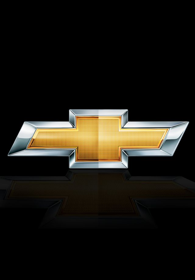 Chevrolet Logo Shadow Hd Black Wallpaper For Iphone 4 And 4s