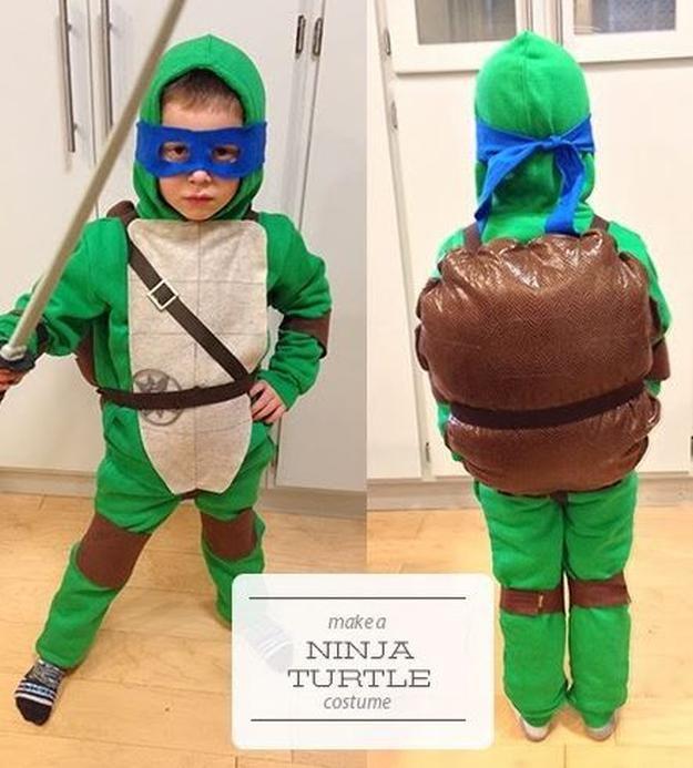 Diy ninja turtle costume ideas crafty ninja turtle costume 15 diy ninja turtle costume ideas cowabunga solutioingenieria Image collections