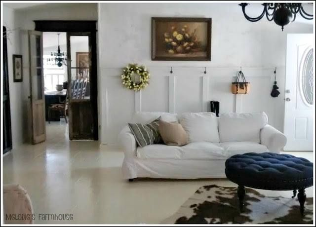 Attractive Modern Manufactured Home Makeover Living Room 2 Good Looking