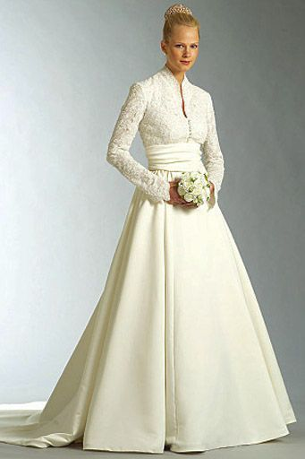 Grace Kelly Inspired Wedding Dress | Wedding | Pinterest | Grace ...