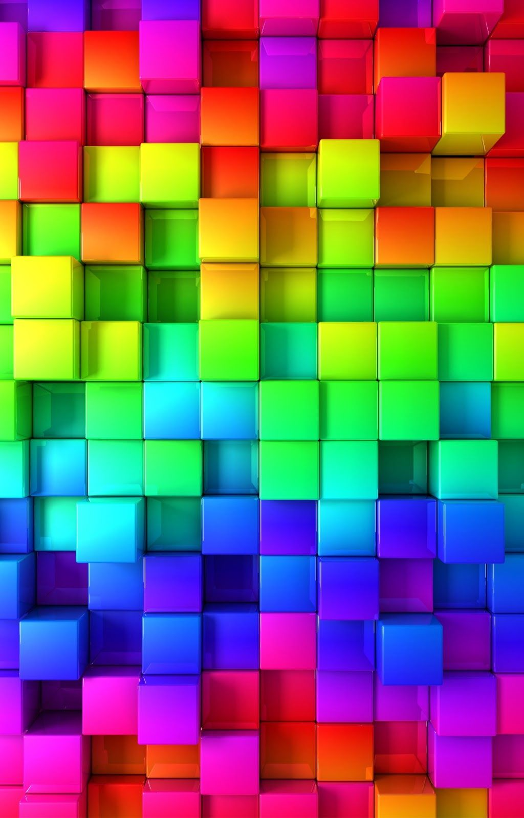 615 best images about cool colours on Pinterest | The ...  |Bright Rainbow Colors