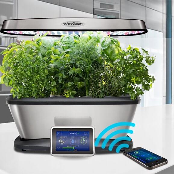 Bounty Elite Growing Vegetables Water Plants Herbs 400 x 300