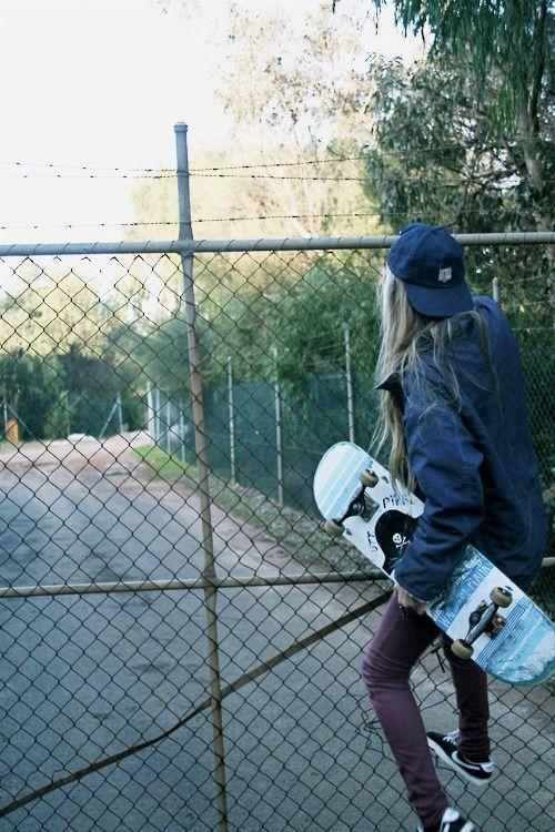 skater babe                                                       …