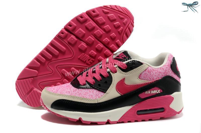 Nike Air Max 90 Womens Sail Pink Force Birch