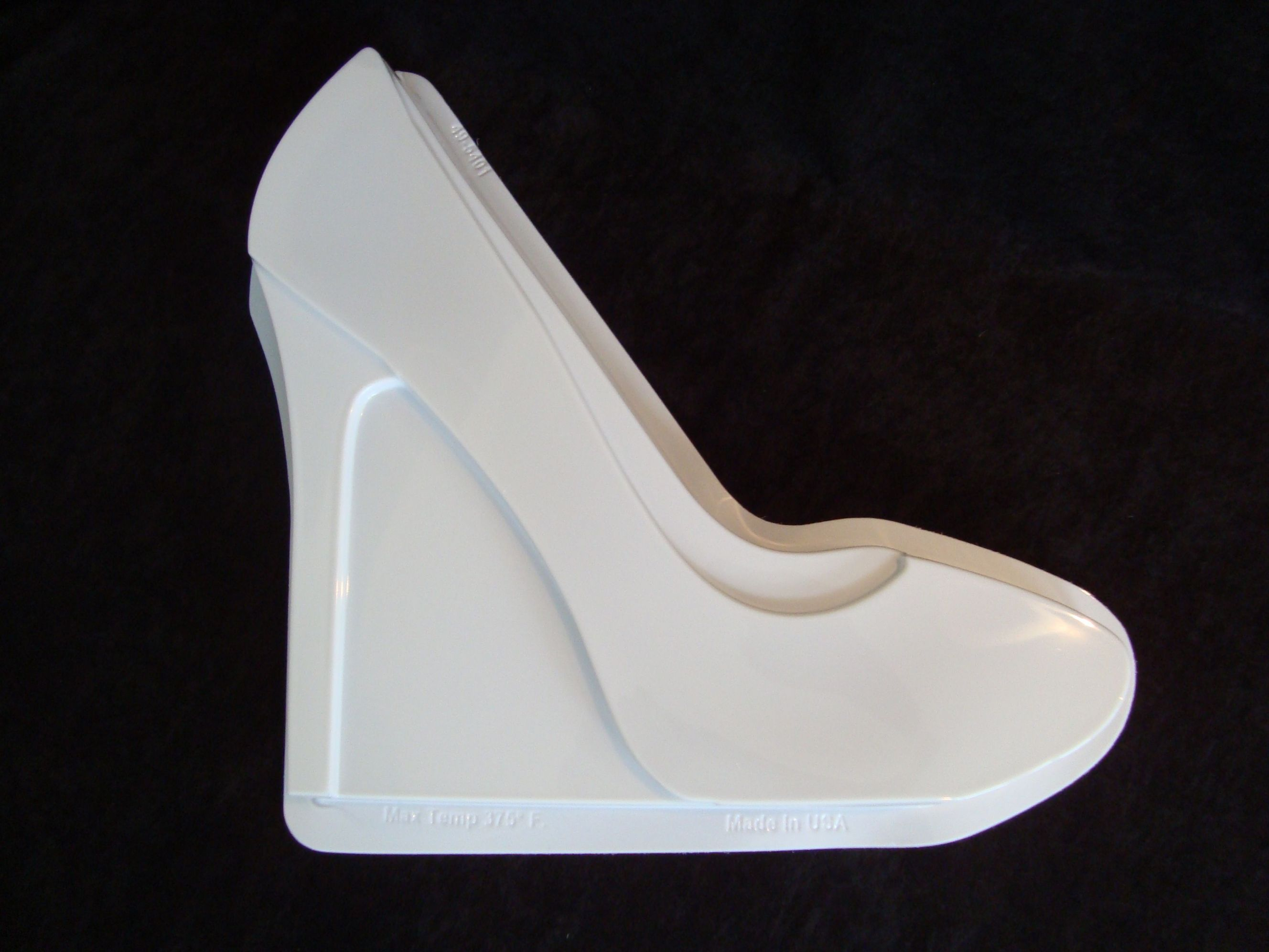 fondant high heel shoe template pictures more at recipins