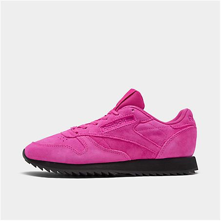 reebok women's club c casual sneakers from finish line in