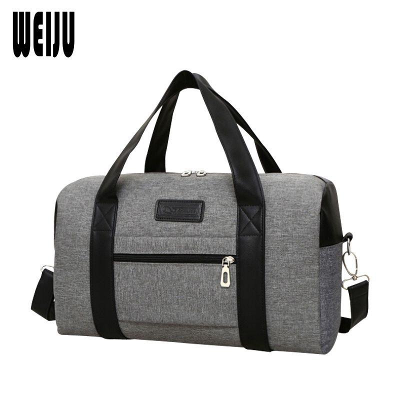 Weiju Large Capacity Polyster Travel Duffel Bag   Price   26.88 ... 22624a681fbb6