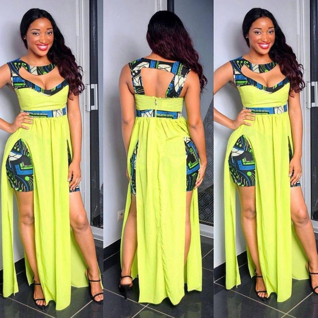 Nigerian fashion styles for women -  Latest African Fashion Ankara Kitenge African Women Dresses African Prints