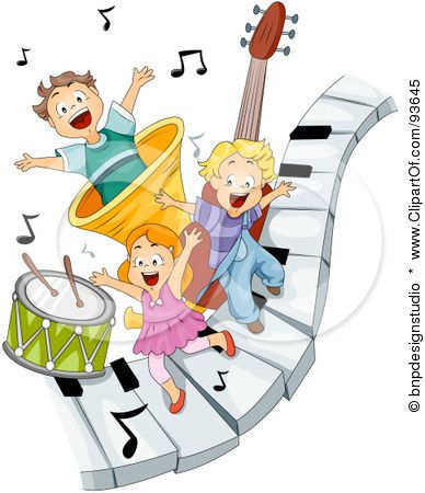 Happy Art And Music School Clipart Introduction To Rh Ca PE Class Clip