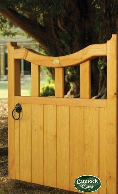 Garden Gates Product   Derbyshire 3u0027(92cm)High Wooden Garden Gate