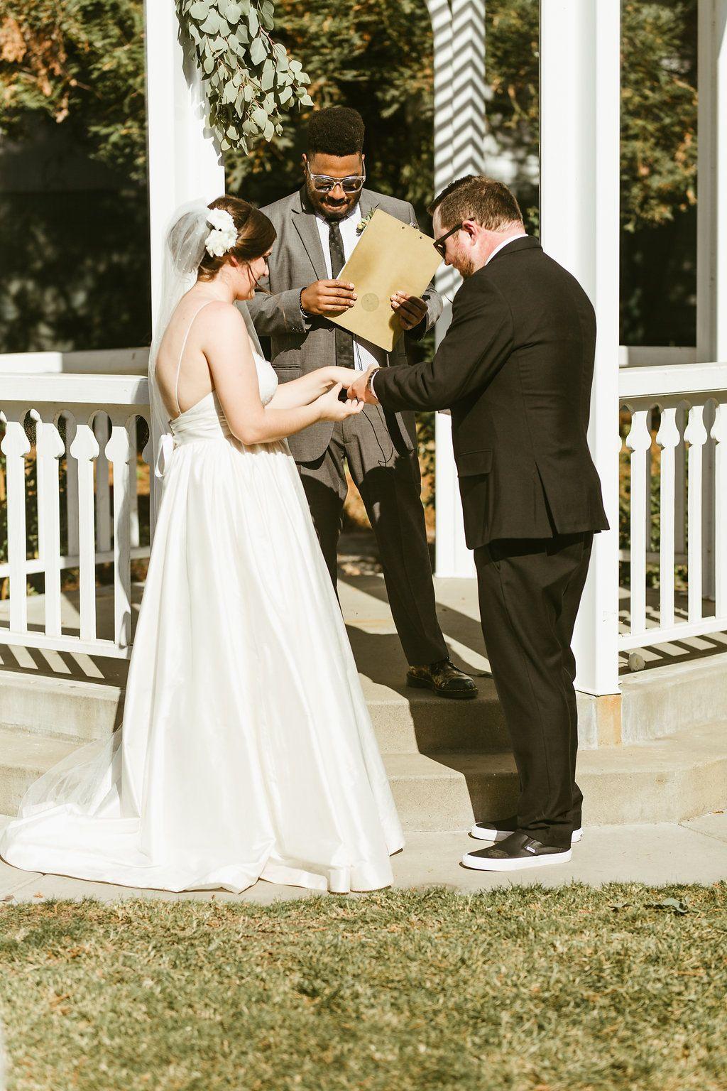 Jack House and Gardens Wedding | Black tux, Garden weddings and ...