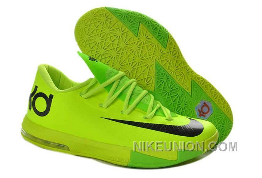 http://www.nikeunion.com/cheap-kevin-durant-vi-shoes-volt-black-green-599424-701-online.html  CHEAP KEVIN DURANT VI SHOES VOLT BLACK GREEN 599424 70  ...