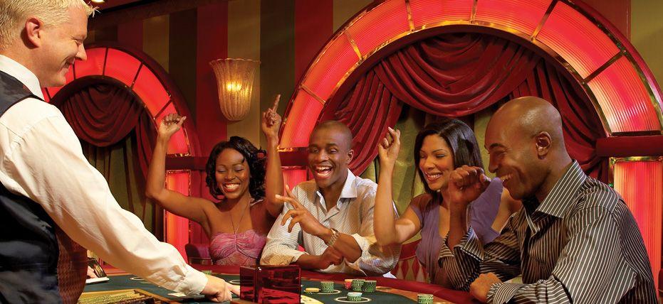 Royal Caribbean Casino Games