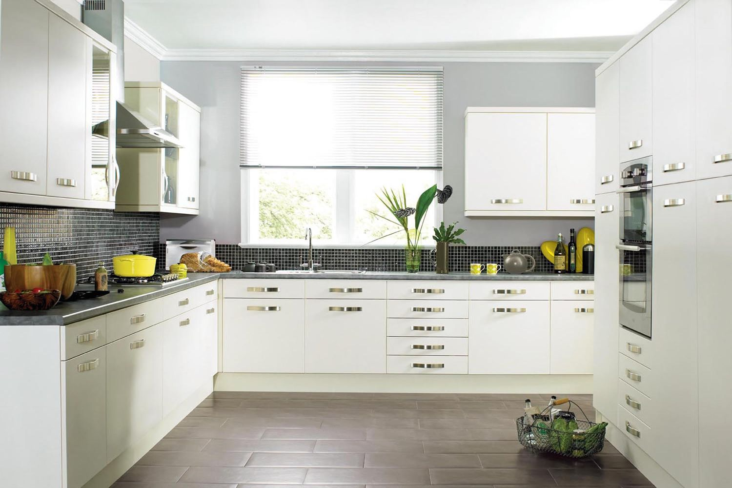 Metro Oyster Contemporary Kitchen by Sheraton Interiors! Browse ...