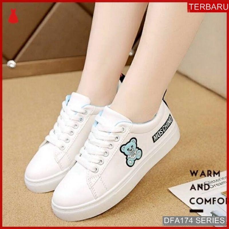 Dfa174s36 S Sepatu Sneakers Bazilah 27 Dewasa 6606 Spon Dengan
