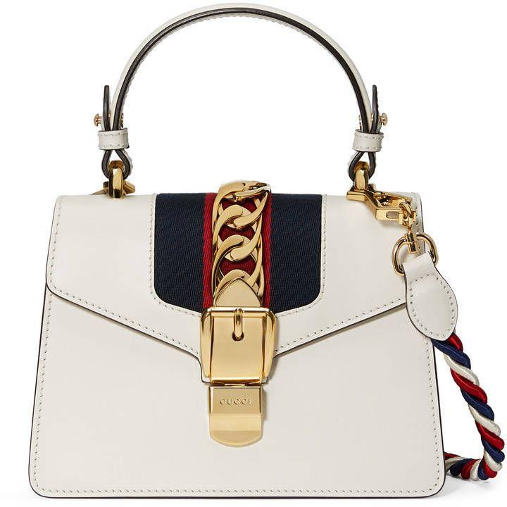fdfda2384a9 Gucci Sylvie leather mini bag