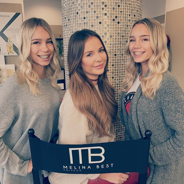 Melina Best Friseur Thank You So Much We Really Like Our New Hairstyle They Are So Nice And Friendly Friseur Lisa Lena