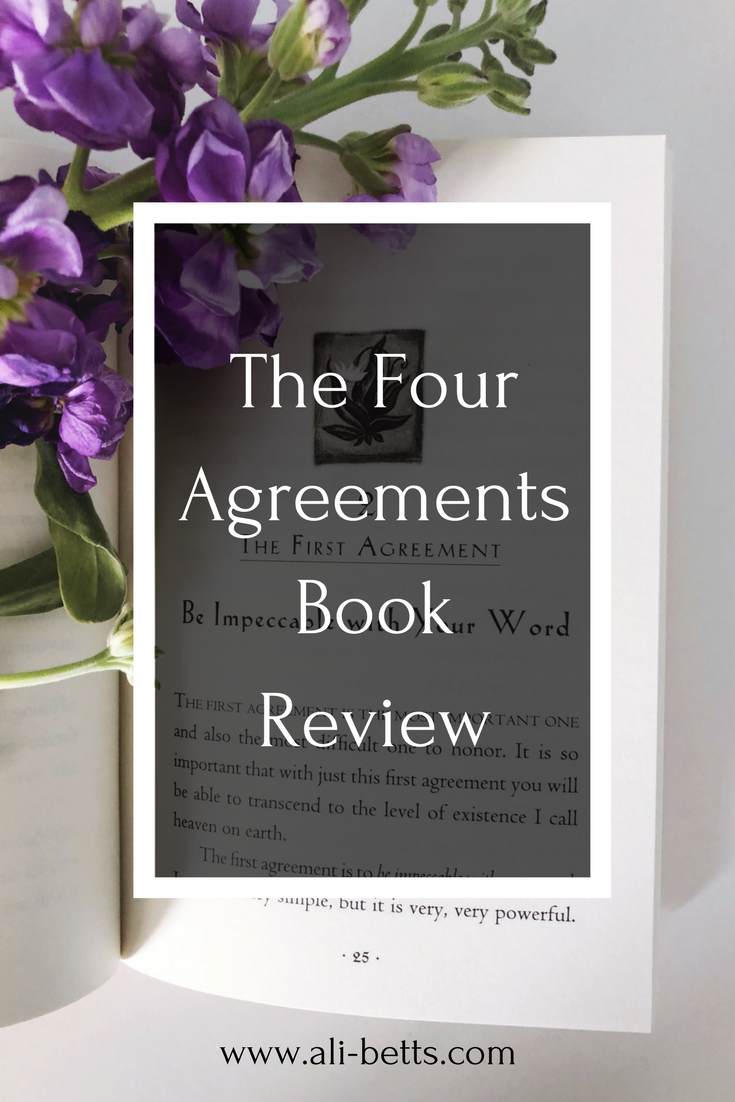book review the four agreements I've found that the four agreements by don miguel ruiz is an extremely helpful book you can put into daily practice in dealing with criticism of any kind let's deconstruct let's deconstruct don.