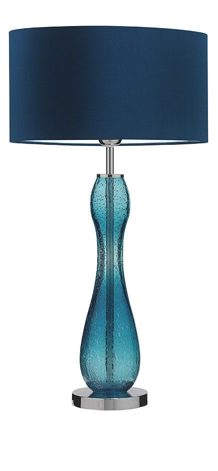 Blue Glass Lamps Blue Glass Lamp Blue Glass Table Lamps Blue