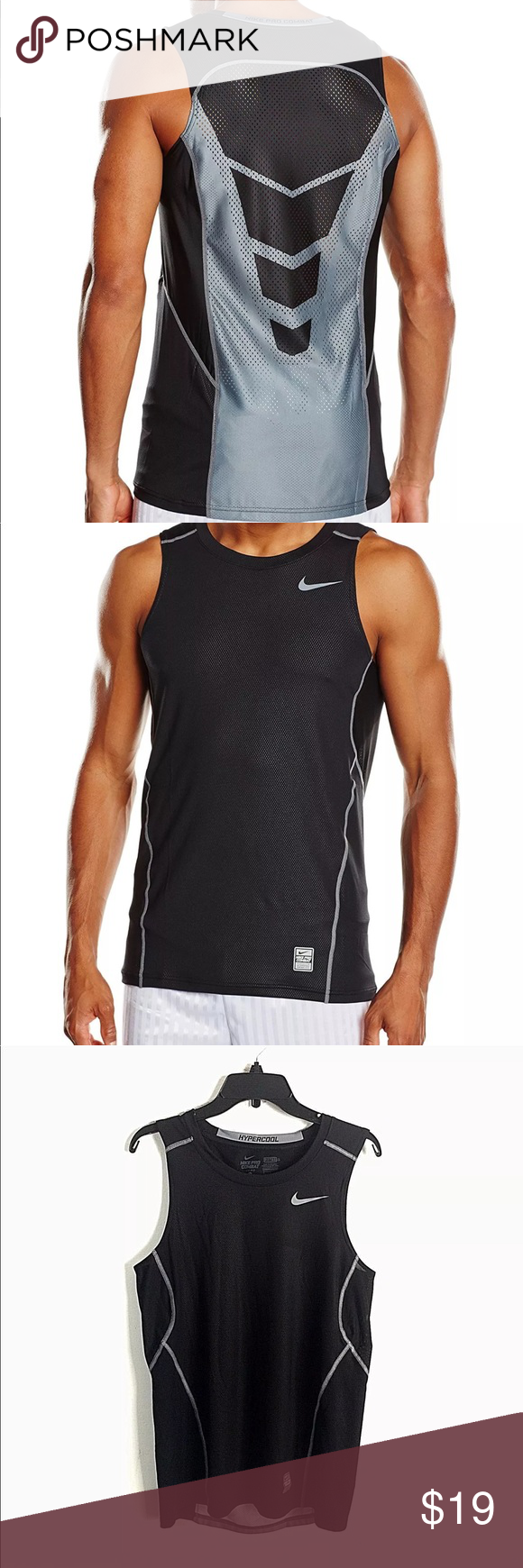 ab22eb7d1e1a4 Nike Hypercool Sleeveless Compression Shirt - BCD Tofu House