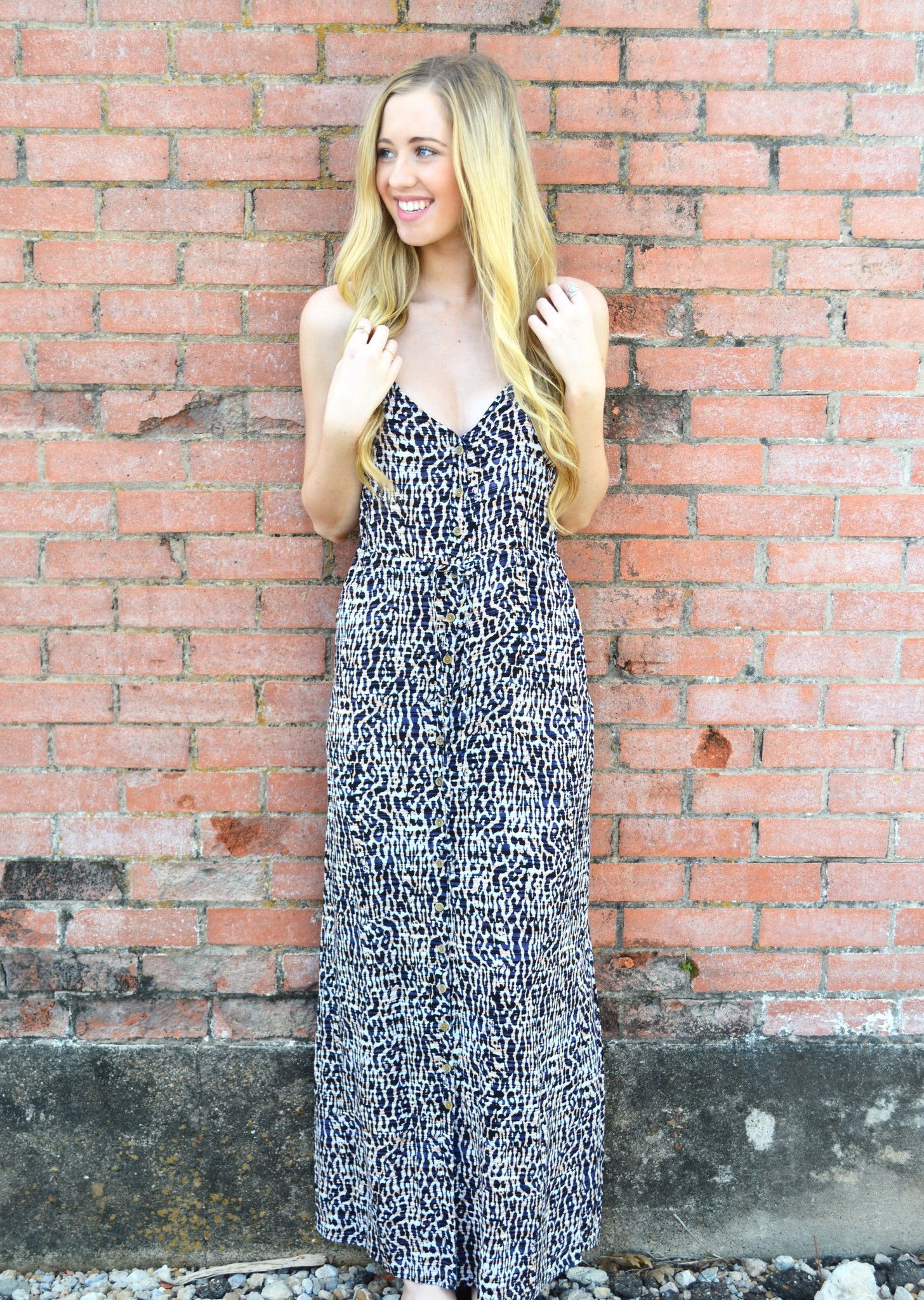 Into the Wild Maxi from Shop Southern Roots TX