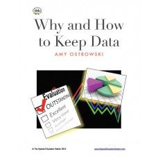 Why Keep Data? created by The Special Education Station.  This guide will…  *    define different types of data.  *    give you ideas on how to collect data in your classroom. *    give you data sheets you can use right now and customize. *    show several different ways to collect data to fit your schedule. - See more at: http://autismeducators.com