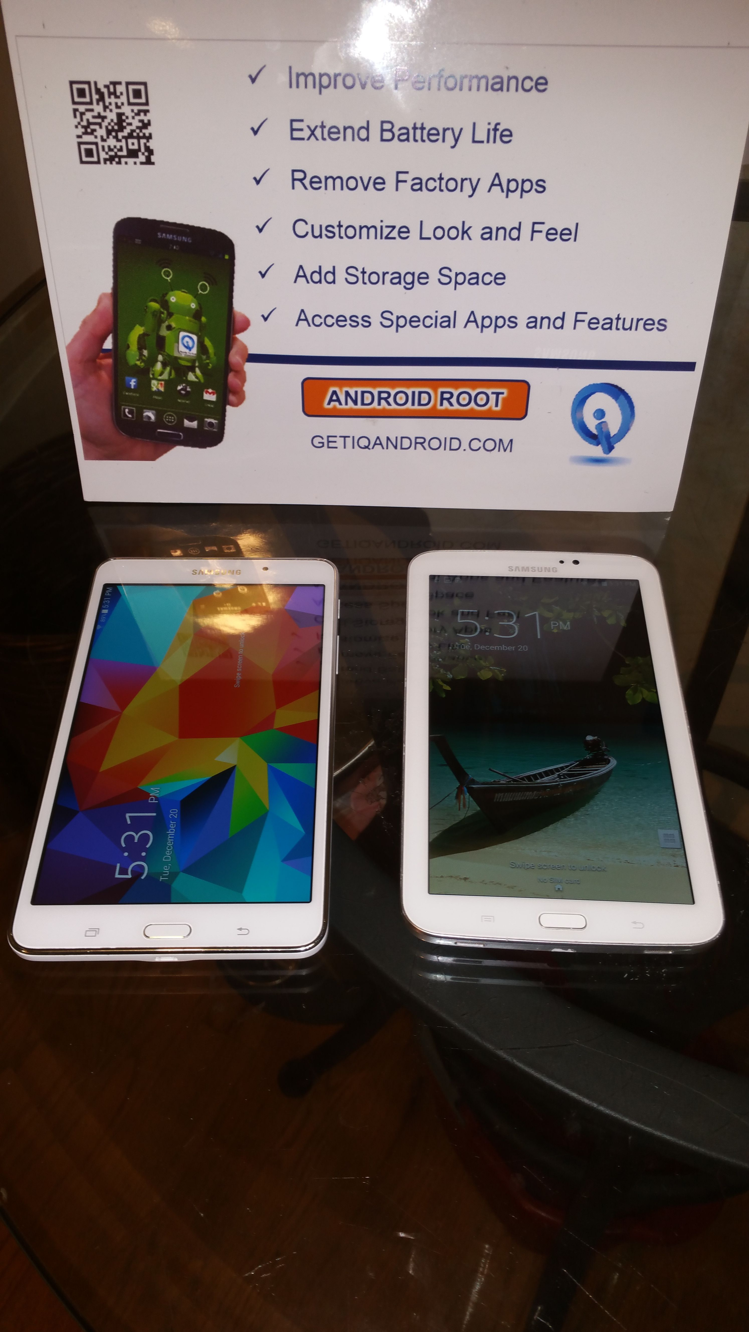 Samsung Galaxy Tab3 And Tab4 debloat removed unwanted