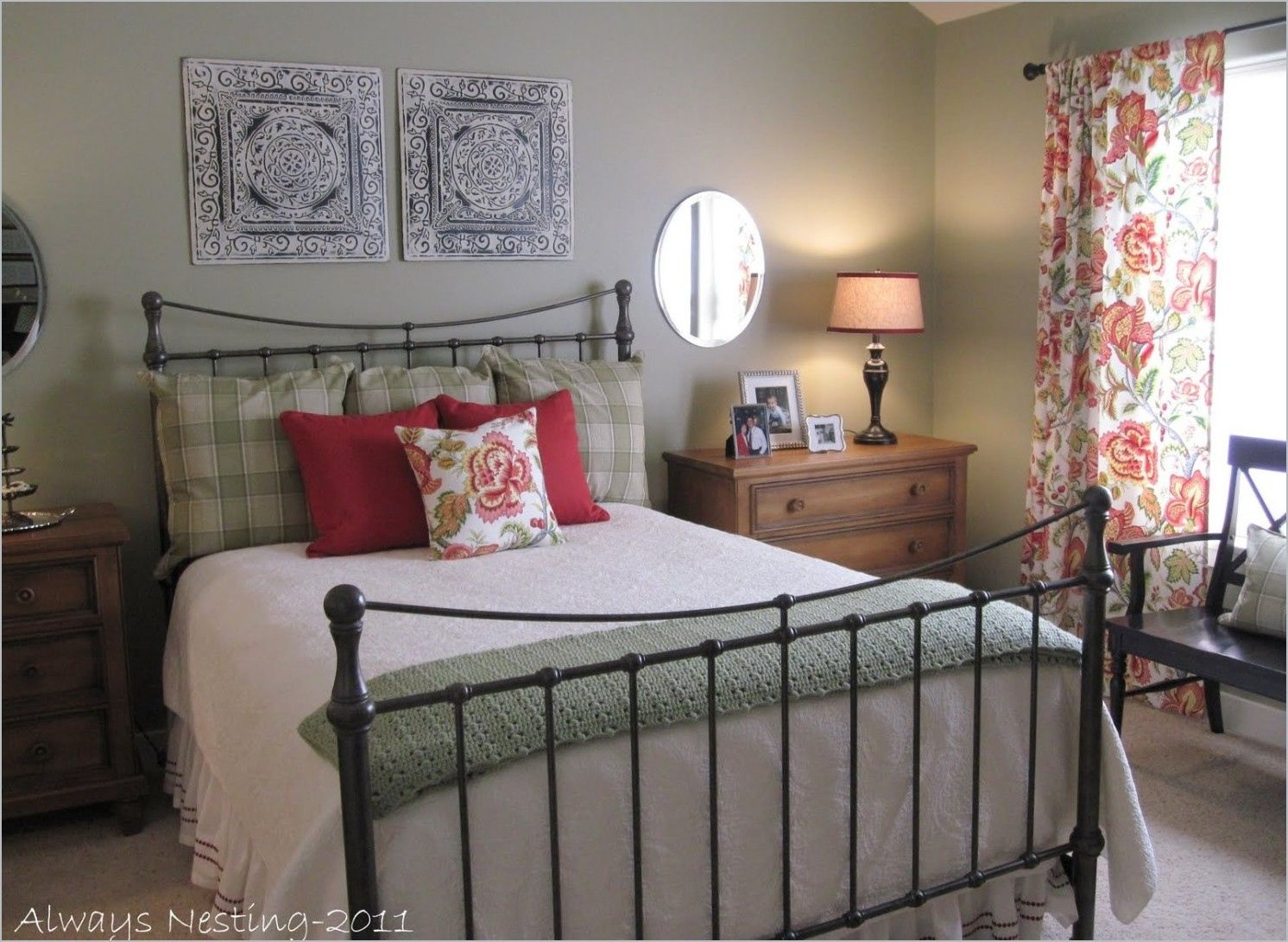 Ethan Allen Country French Bedroom Furniture - Modern Rustic ...