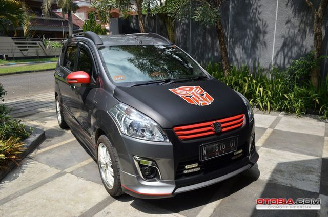 Suzuki Ertiga Transformers Modifikasi Suzuki Ertiga Modifikasi