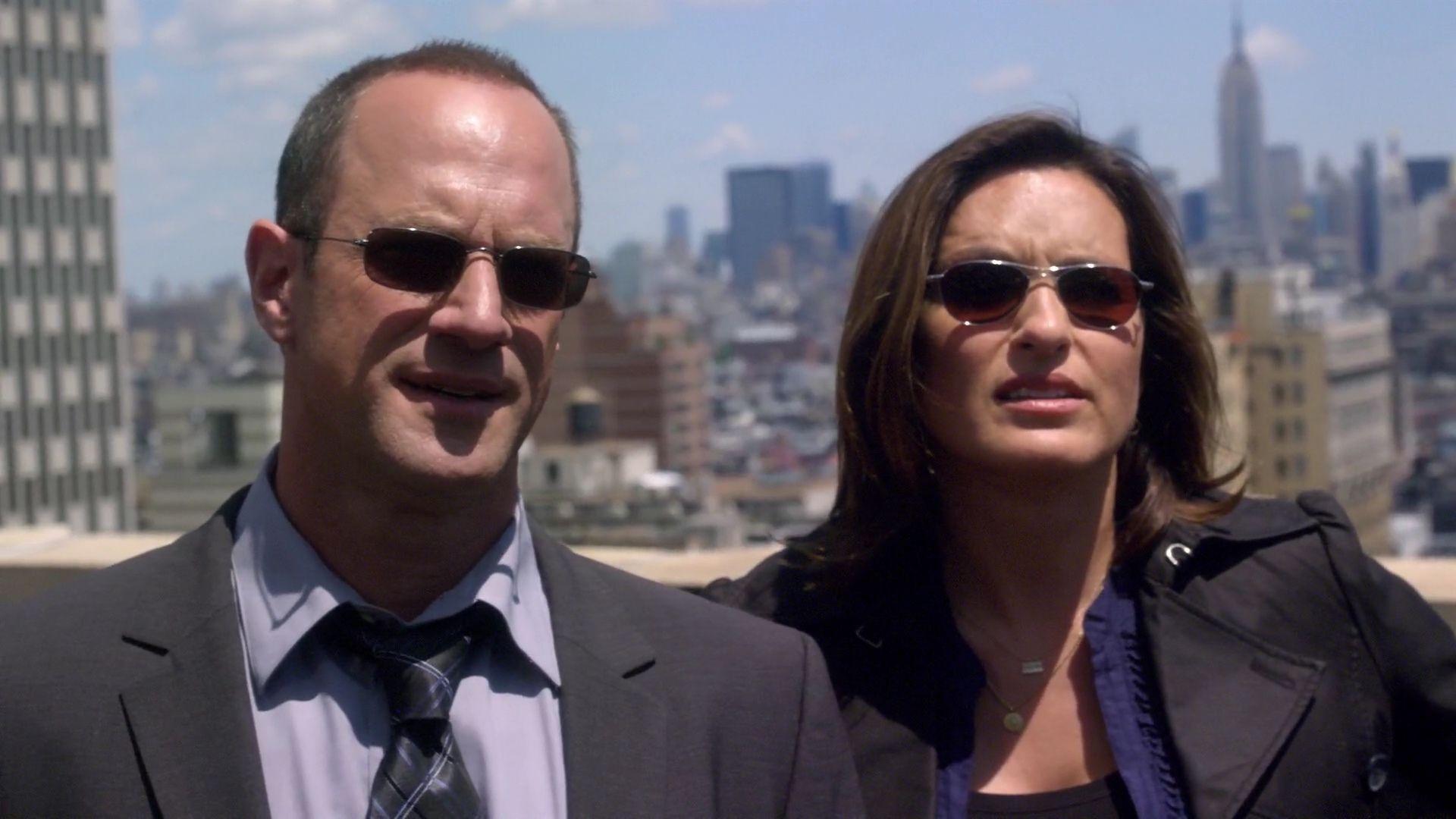 Elliot Stabler & Olivia Benson