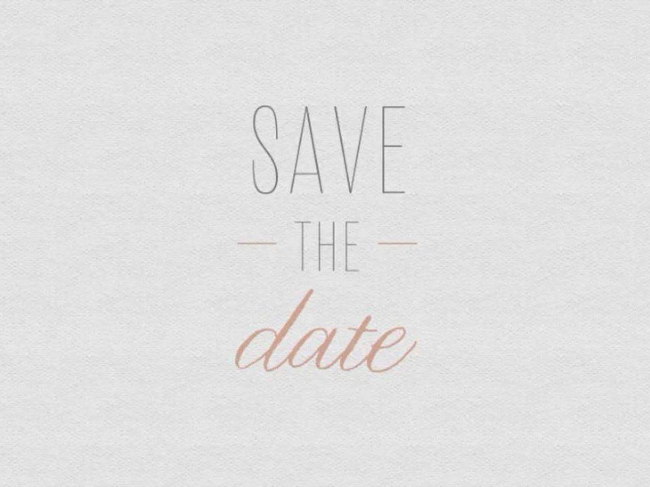 Save The Date Save The Date Video Save The Date Wedding Invitation Video