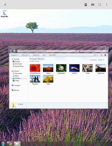 Chrome Remote Desktop by Google, Inc. Remote