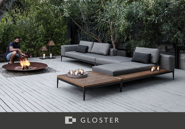 gollreiter lifestyle gartenm bel lounge gartenideen pinterest gartenmoebel lounges. Black Bedroom Furniture Sets. Home Design Ideas