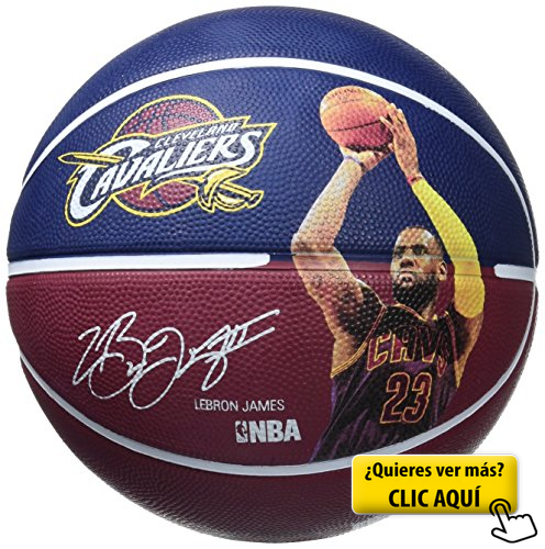3239d1b8 Spalding Nba Player Lebron James Sz.7 83-349Z - Balón de baloncesto ...