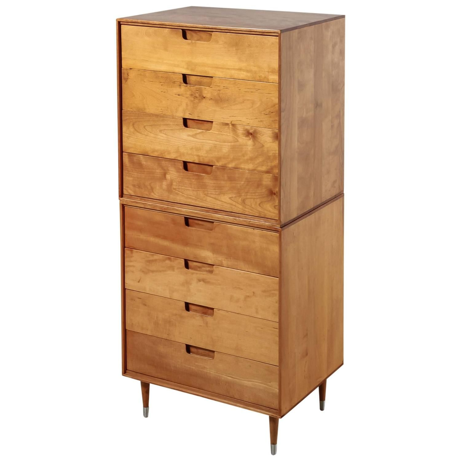 Modular Chest Of Drawers In Birch Usa S Stdibs Com