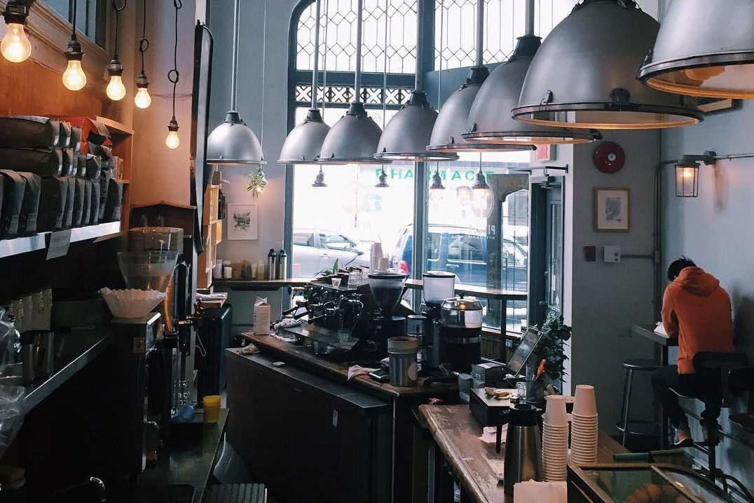 5 Outstanding Independent Coffee Shops In Montreal Coffee Shop Coffee Espresso Bar