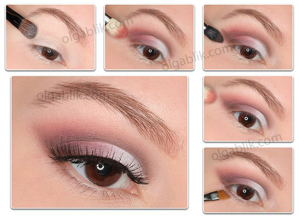 Makeup to Droopy and Heavy-Lidded Eyes