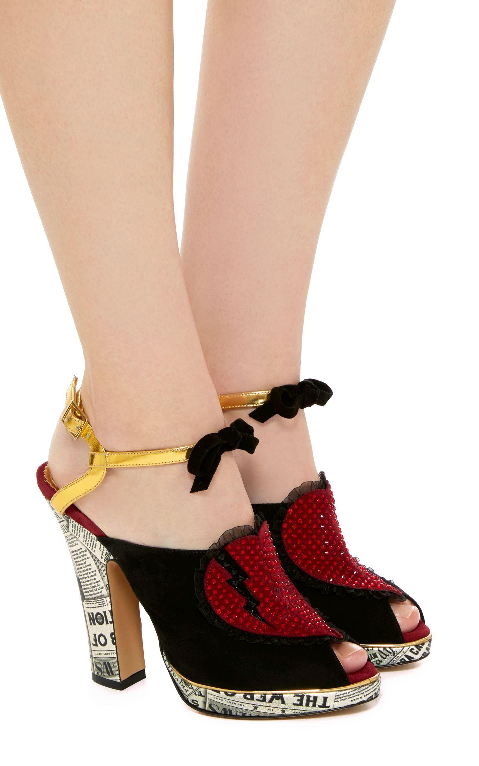 1872f4232c Charlotte Olympia Killer Heels  