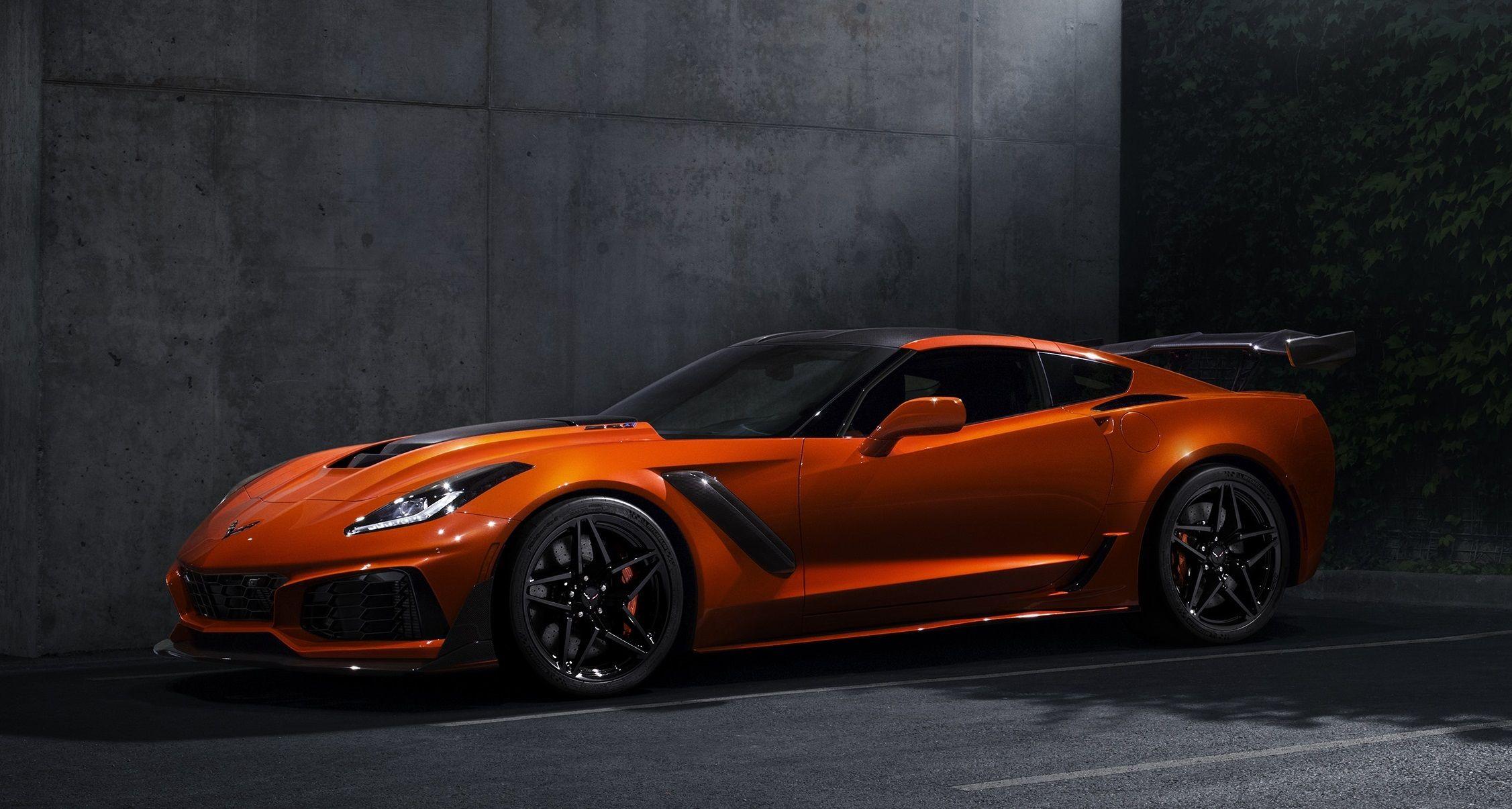 2019 Chevrolet Corvette Zr1 Will Ragna Rock Your World With Images Corvette Zr1 Chevy Corvette Chevrolet Corvette